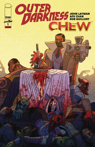 OUTER DARKNESS CHEW #1 (OF 3) CVR A CHAN (MR)