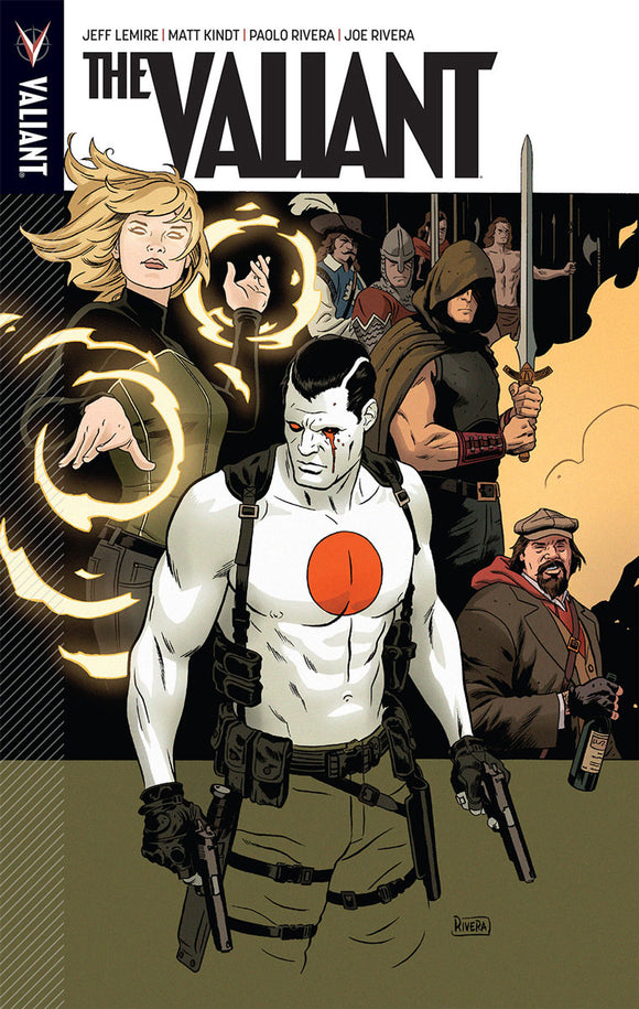 THE VALIANT TP