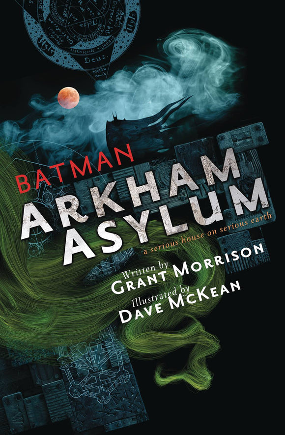 BATMAN ARKHAM ASYLUM NEW EDITION TP (MR)