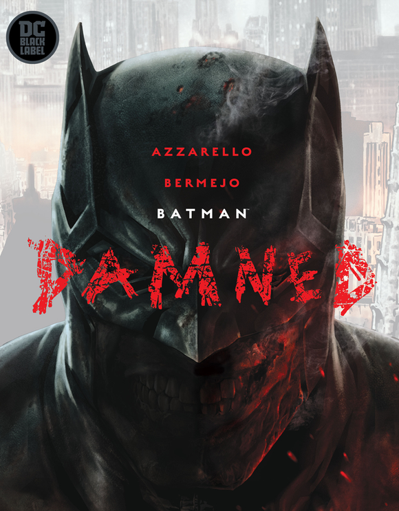 BATMAN DAMNED HC (MR)