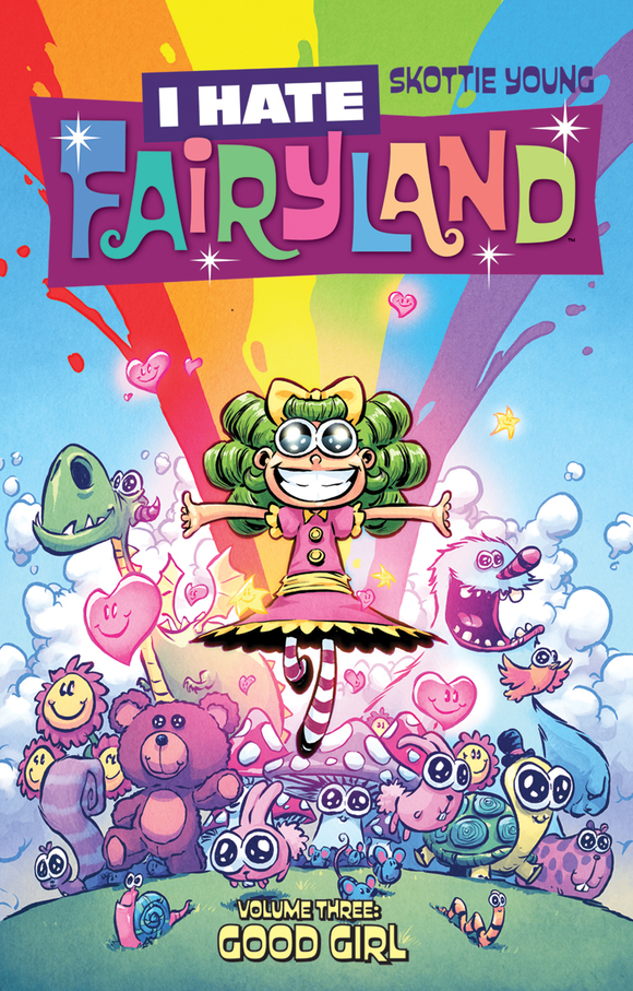 I HATE FAIRYLAND TP VOL 03 GOOD GIRL (MR)