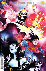 LEGION OF SUPER-HEROES #8 CVR B DUSTIN NGUYEN VAR