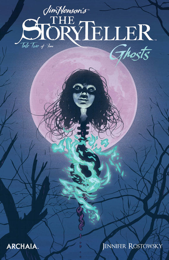JIM HENSON STORYTELLER GHOSTS #2 (OF 4) CVR A WALSH