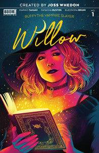BUFFY THE VAMPIRE SLAYER WILLOW #1 CVR A BARTEL