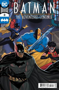 BATMAN THE ADVENTURES CONTINUE #3 (OF 6) CVR A JOE QUINONES