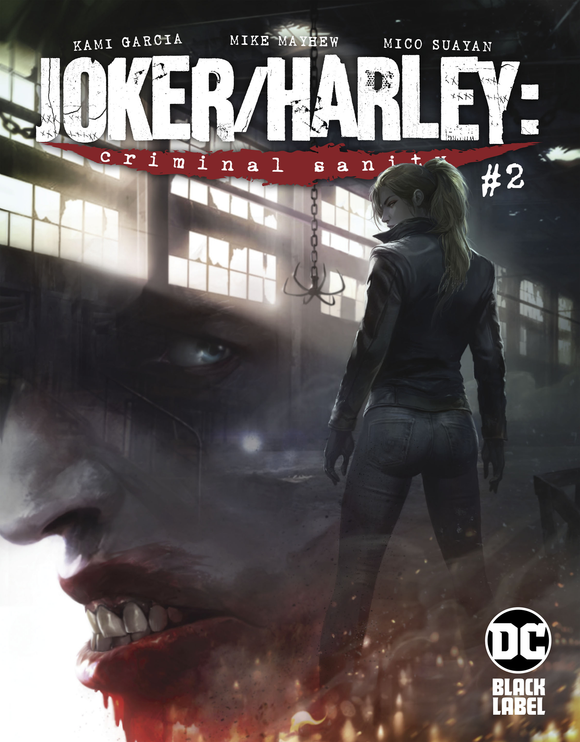 JOKER HARLEY CRIMINAL SANITY #2 (OF 9) (MR)