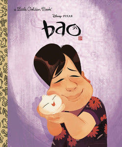 DISNEY PIXAR BAO LITTLE GOLDEN BOOK