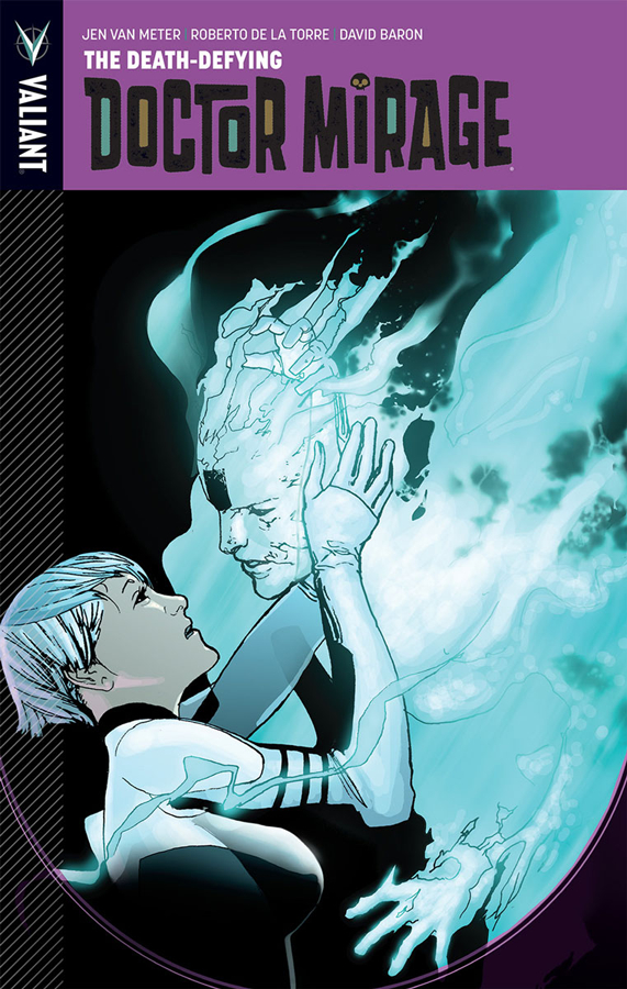DEATH DEFYING DOCTOR MIRAGE TP VOL 01