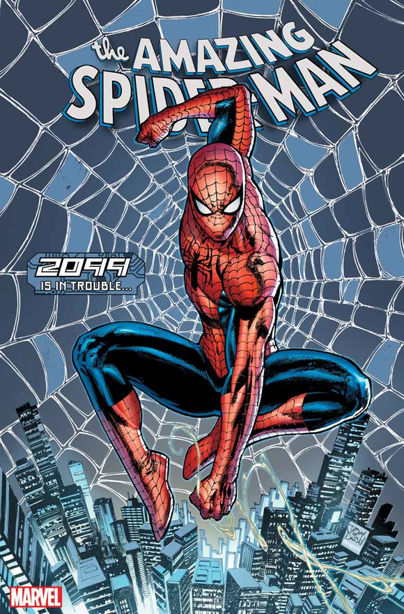 AMAZING SPIDER-MAN #36 2099