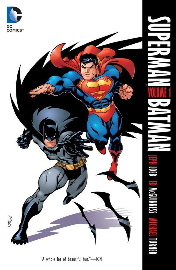 SUPERMAN BATMAN TP VOL 01