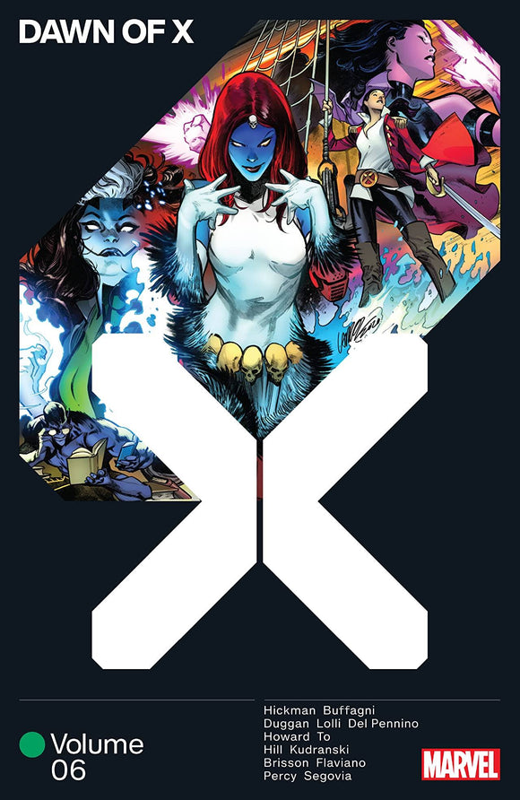 DAWN OF X TP VOL 06