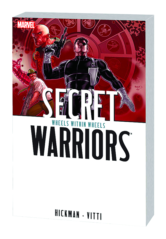 SECRET WARRIORS TP VOL 06 WHEELS WITHIN WHEELS