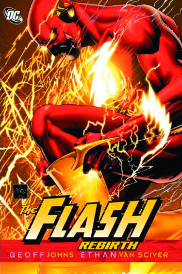 FLASH REBIRTH TP