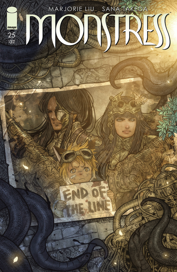 MONSTRESS #25 (MR)