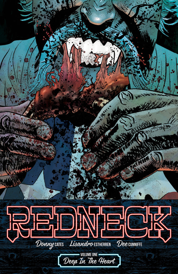 REDNECK TP VOL 01 DEEP IN THE HEART (MR)