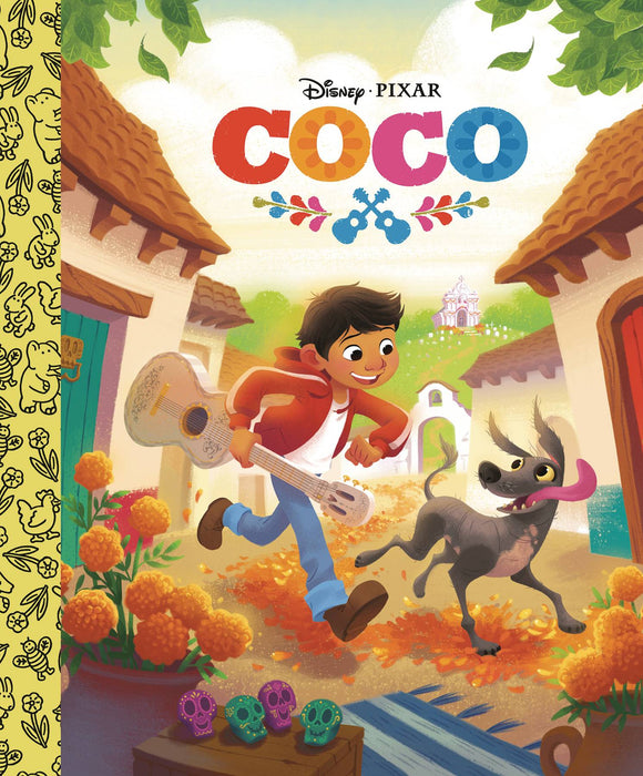 COCO LITTLE GOLDEN BOARD BOOK