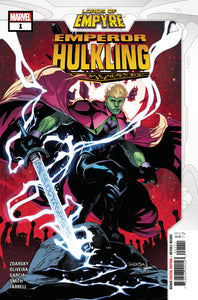 LORDS OF EMPYRE EMPEROR HULKLING #1