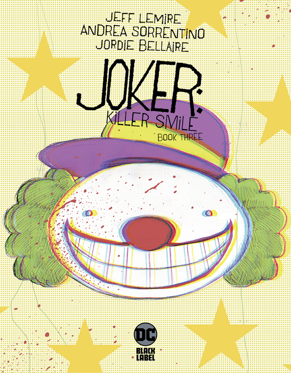 JOKER KILLER SMILE #3 (OF 3) (MR)