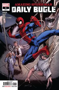 AMAZING SPIDER-MAN DAILY BUGLE #1 (OF 5)