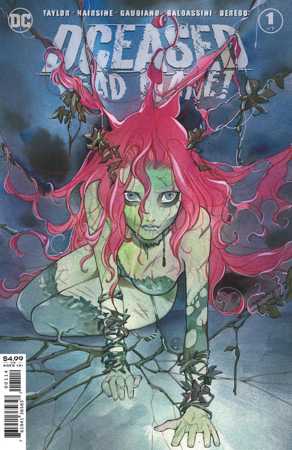 DCEASED DEAD PLANET #1 (OF 6) 4TH PTG PEACH MOMOKO VAR