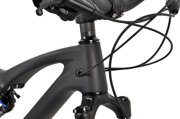 internal cable routing