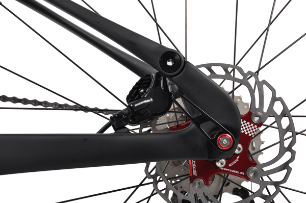 post mount disc brake