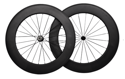 carbon road bike wheels 88mm