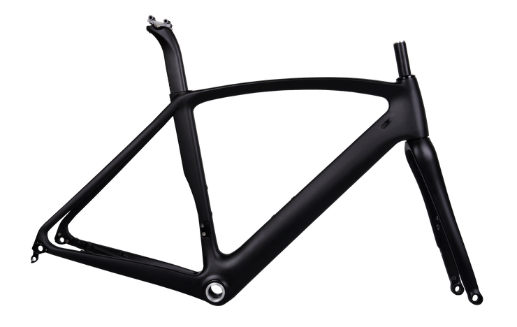 carbon road bike frame fm098 disc