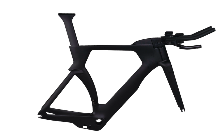 carbon time trial bike frame tt01