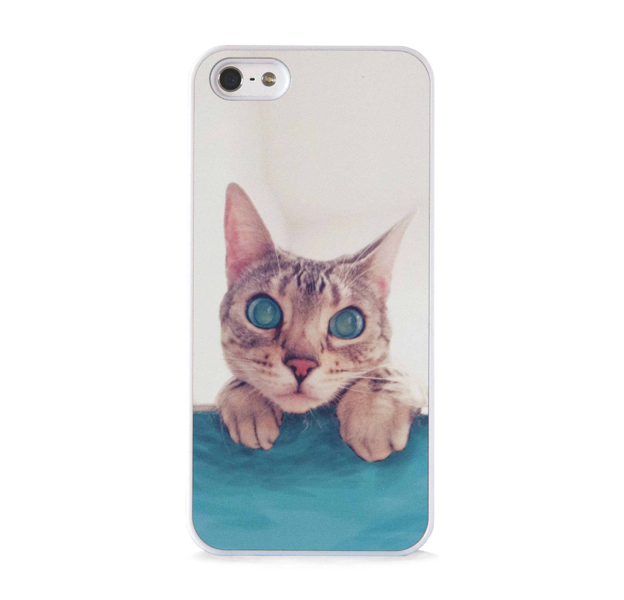 CUTE CAT MINT FOR IPHONE 5/5S