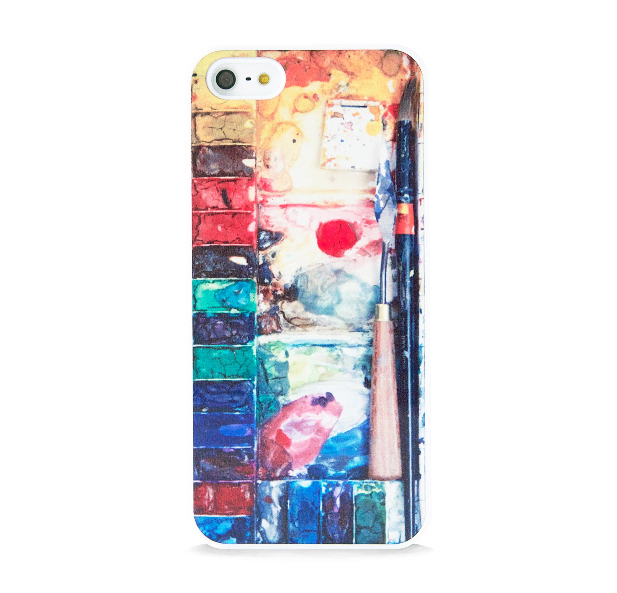 VINTAGE ARTIST PALETTE FOR IPHONE 5/5S, IPHONE SE