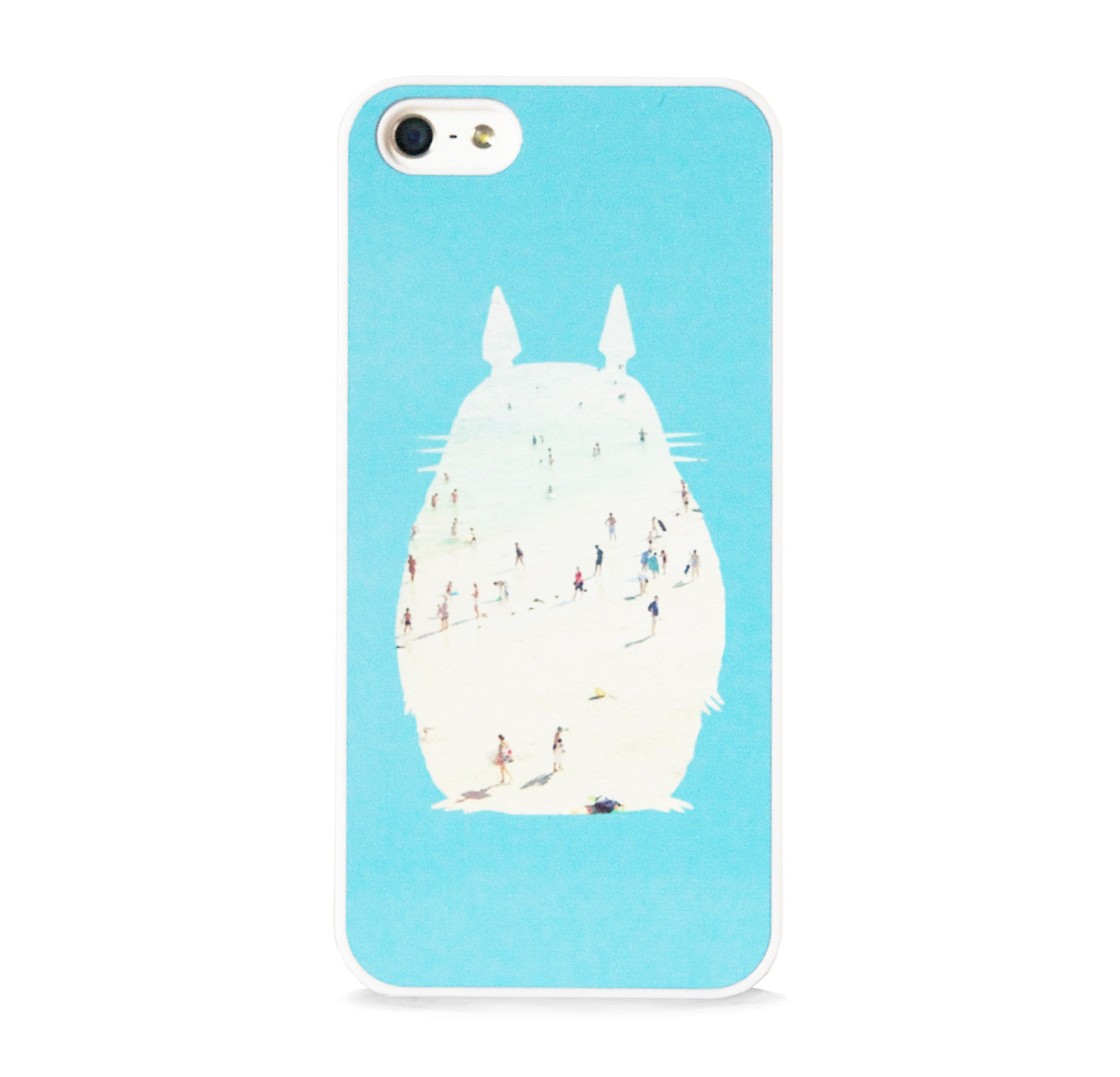 TOTORO BLUE SUMMER IPHONE 5/5S CASE