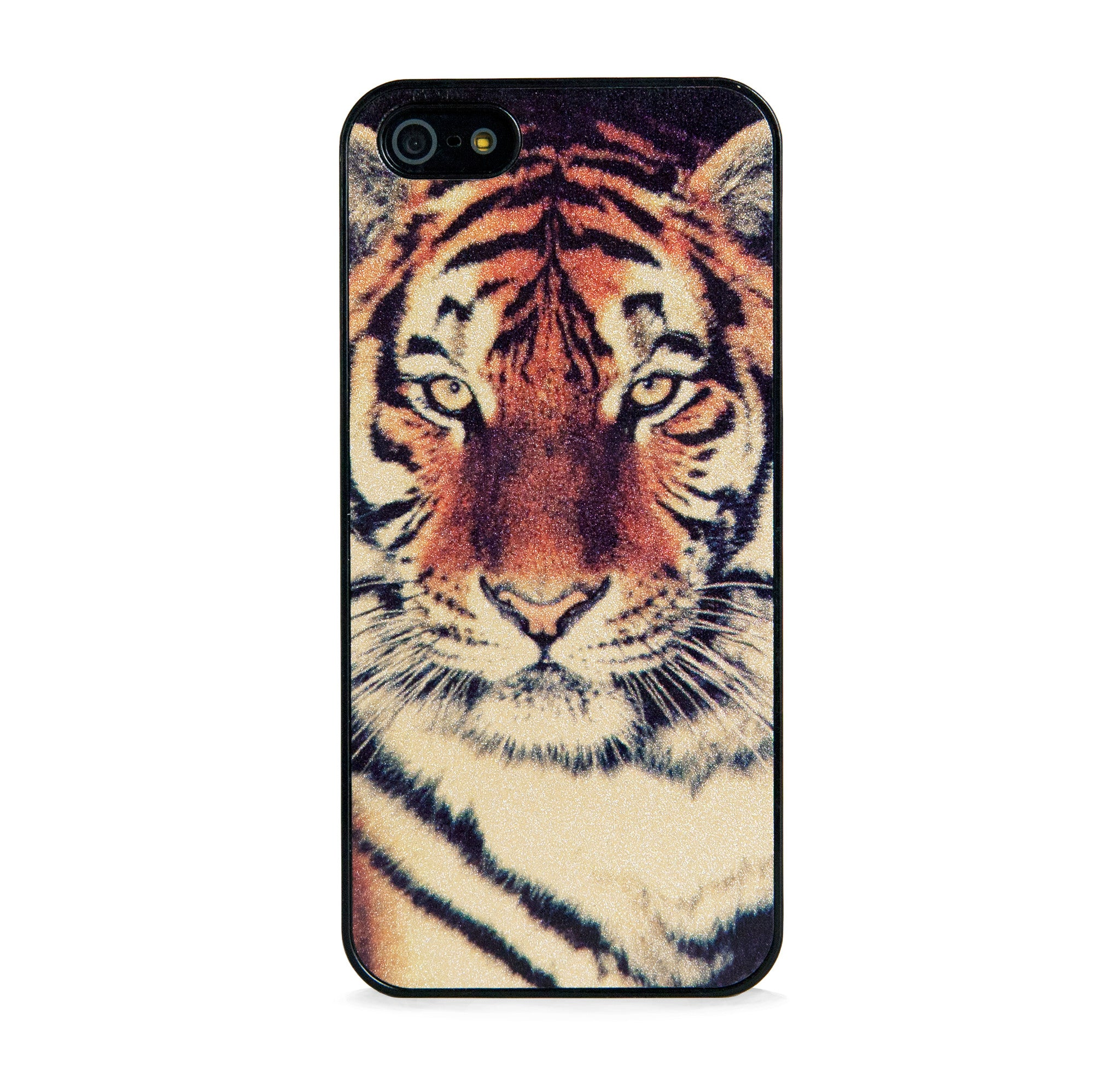 WILD GOLD TIGER IPHONE 5/5S CASE