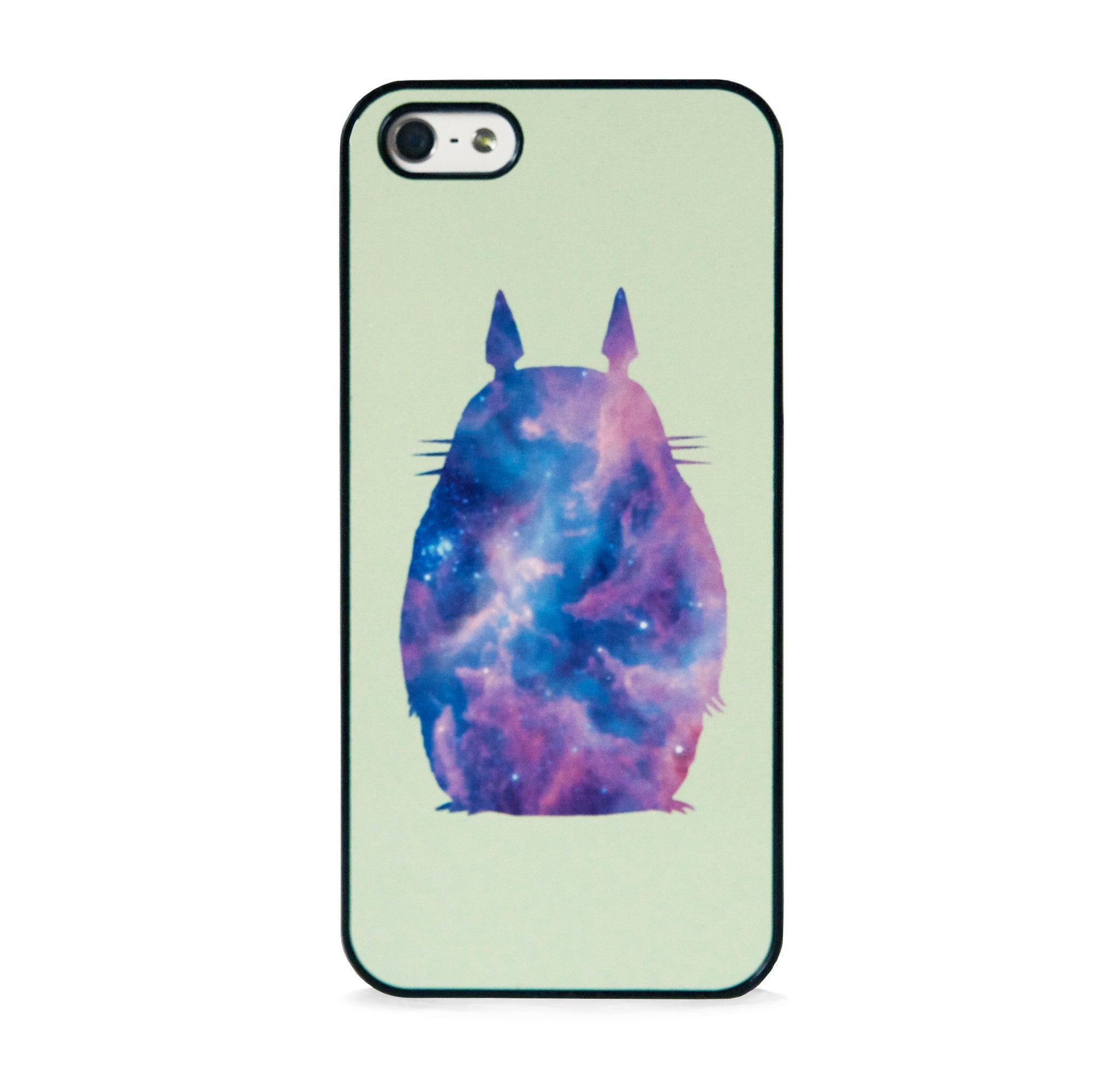 TOTORO GREEN SPACE IPHONE 5/5S CASE