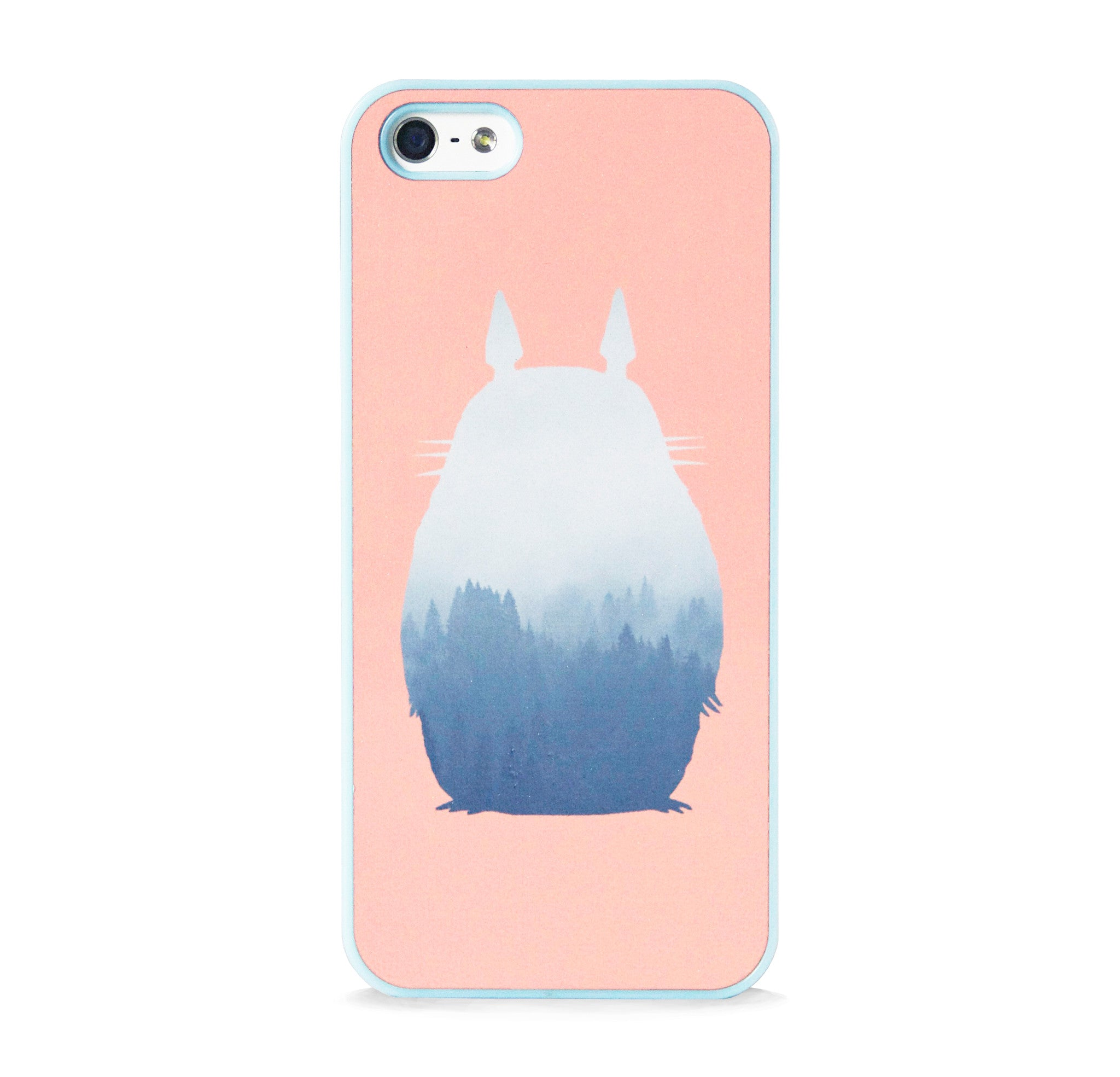 TOTORO ORANGE FOG IPHONE 5/5S CASE