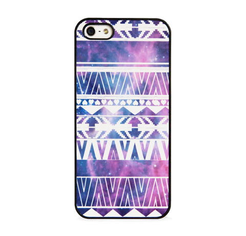 AZTEC ON PURPLE GALAXY FOR IPHONE 5/5S, IPHONE SE