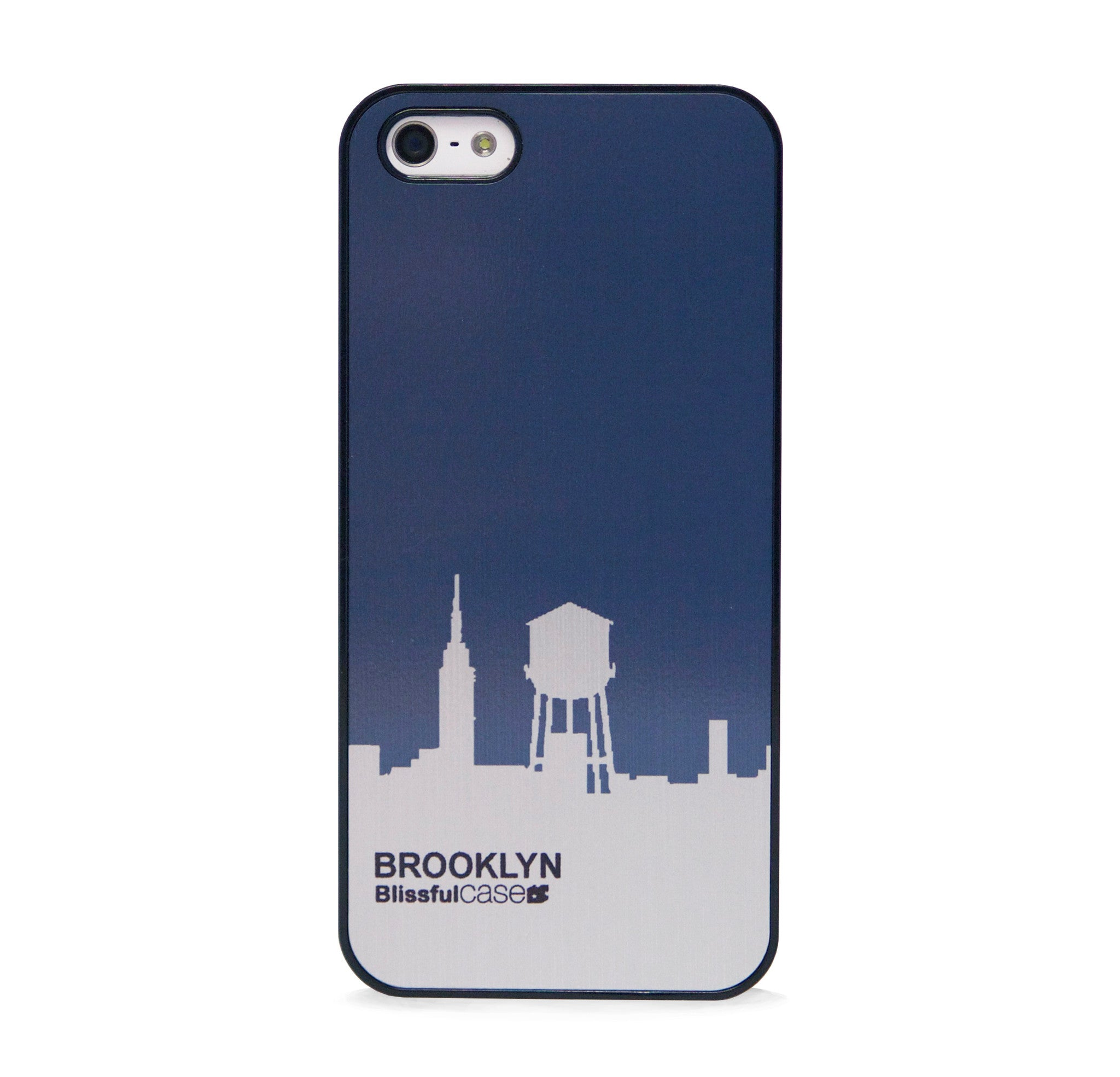 BROOKLYN GREY IPHONE 5/5S CASE