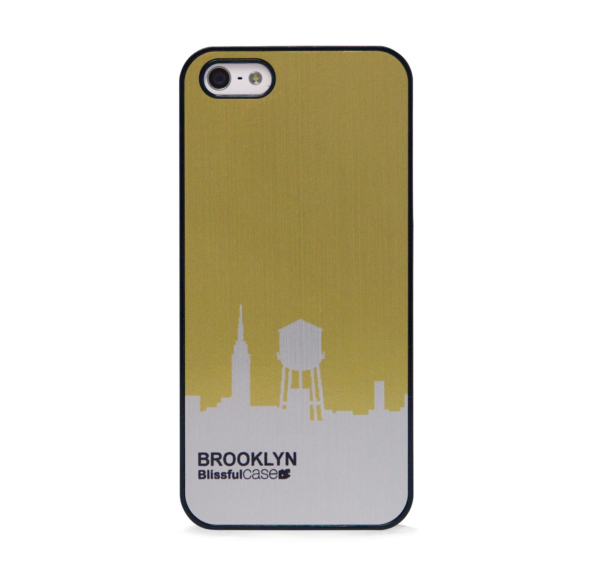 BROOKLYN YELLOW IPHONE 5/5S CASE