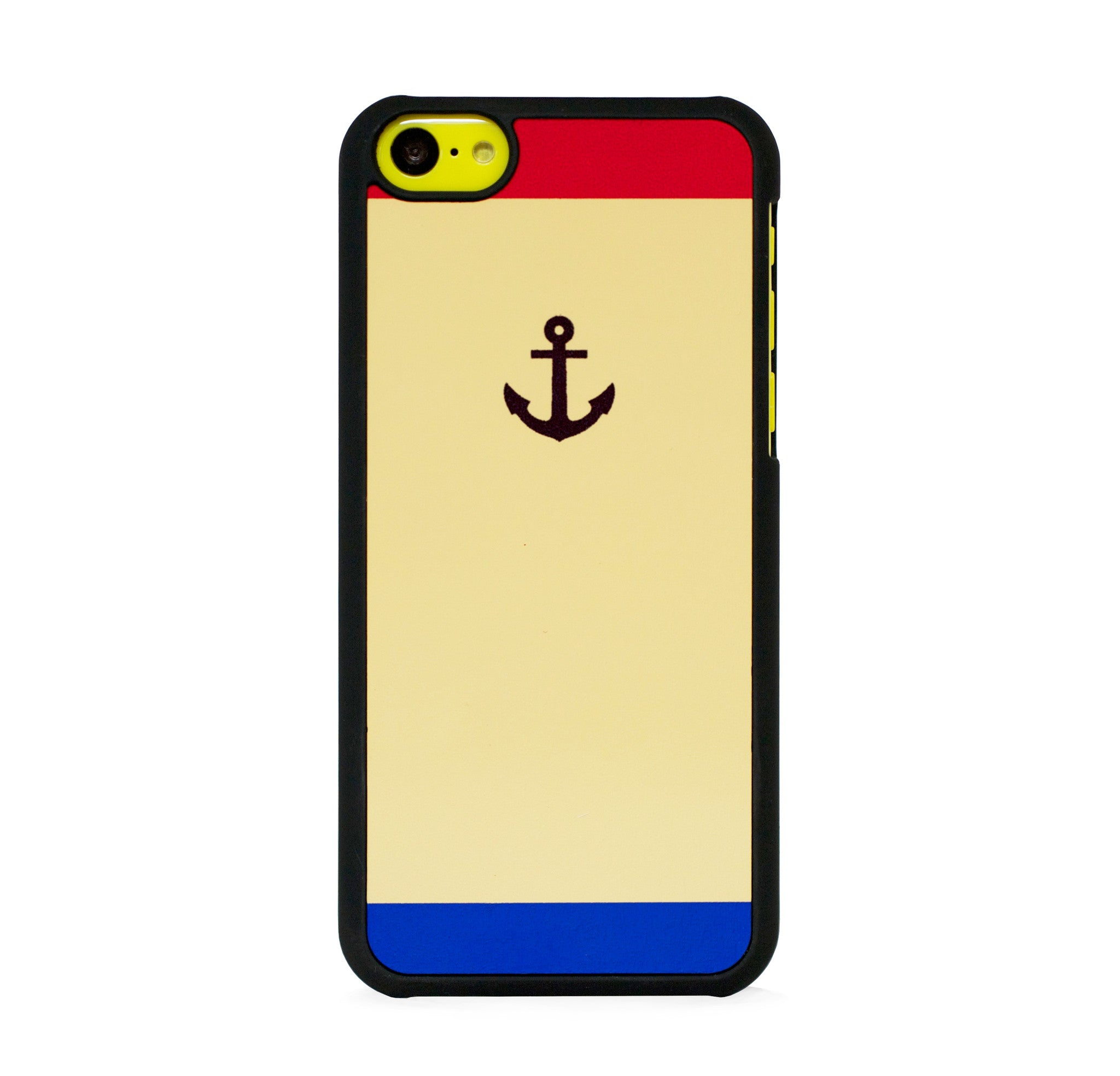 ANCHOR ON COLOR BLOCK FOR IPHONE 5C