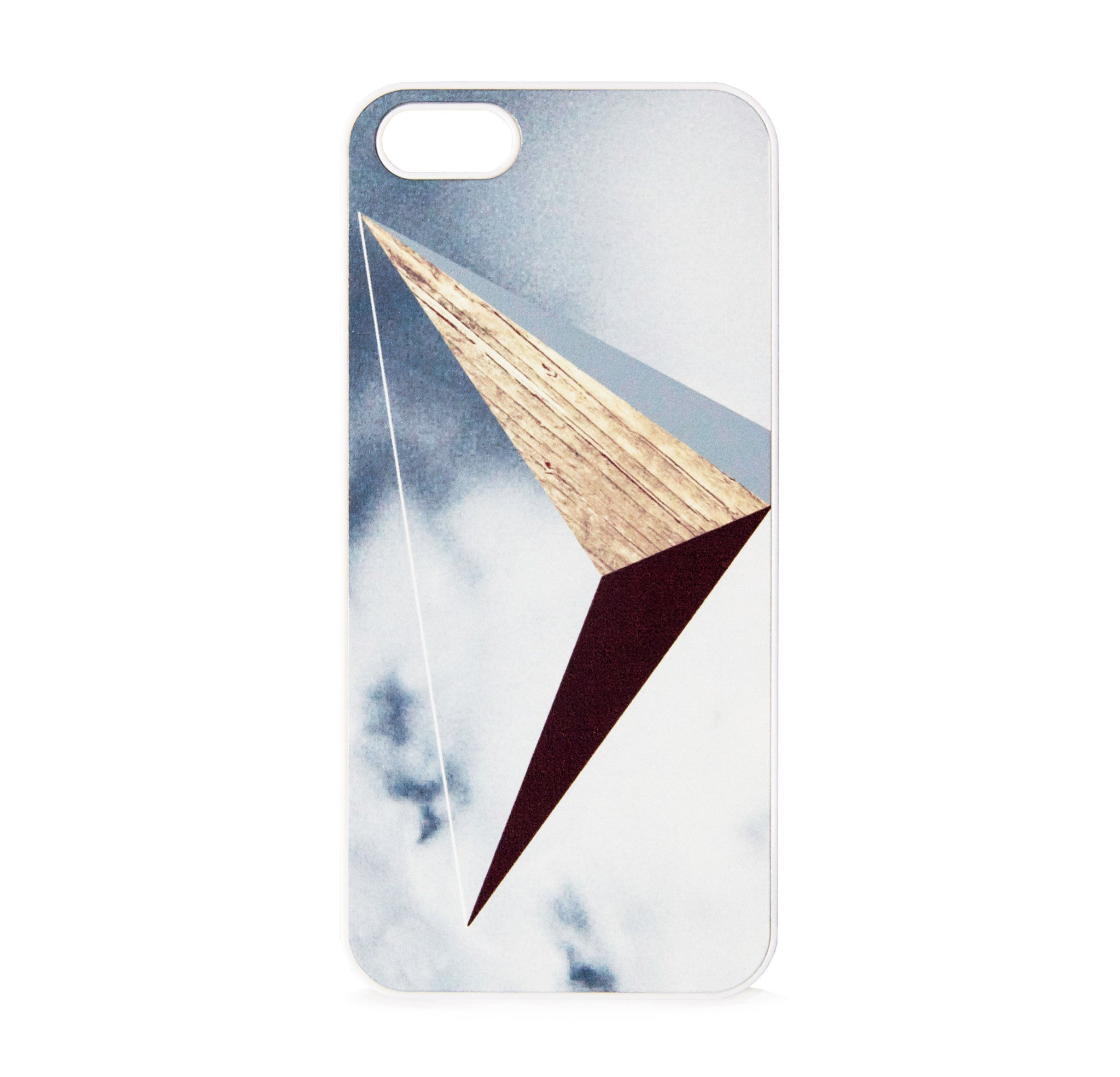 COLOR BLOCK CLOUD WOOD FOR IPHONE 5/5S, IPHONE SE