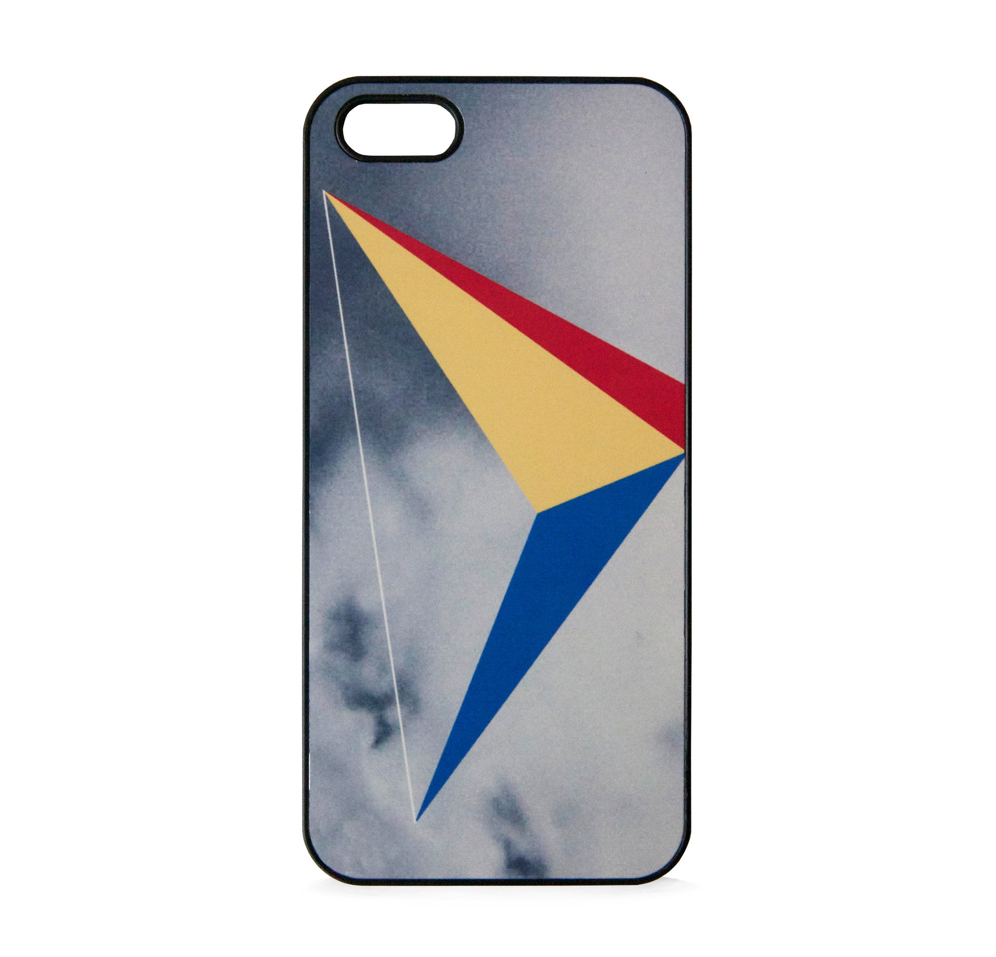 COLOR BLOCK CLOUD BOLD IPHONE 5/5S CASE
