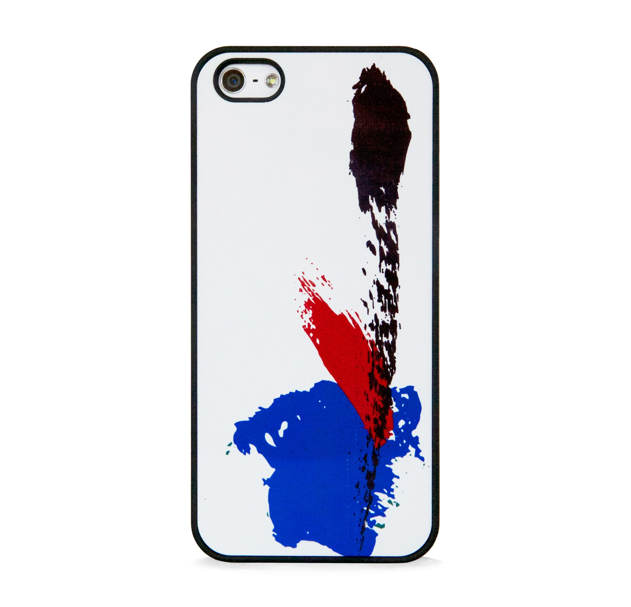 STYLISH CALLIGRAPHY MULTI BLUE FOR IPHONE 5/5S