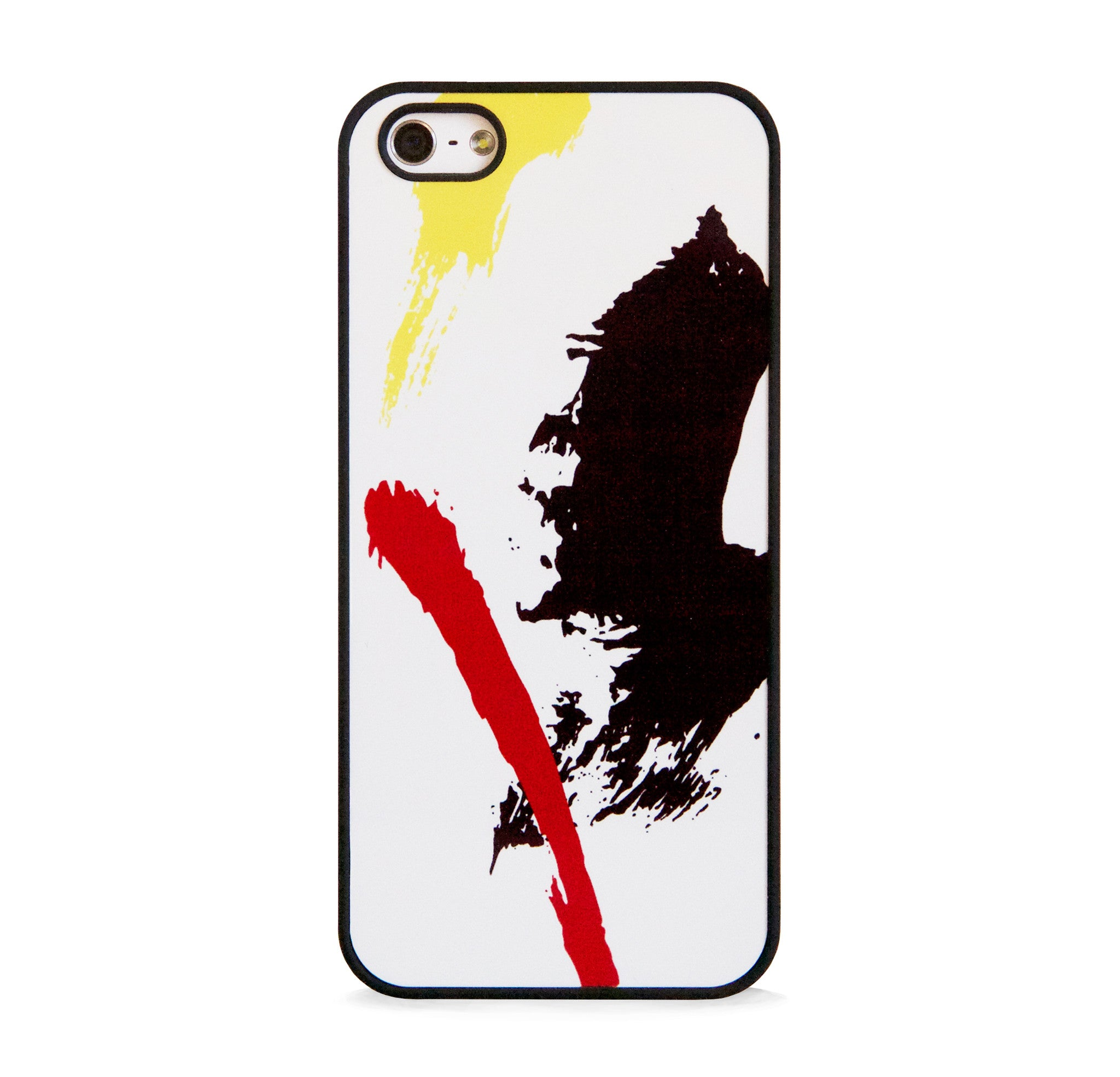 STYLISH CALLIGRAPHY MULTI RED FOR IPHONE 5/5S