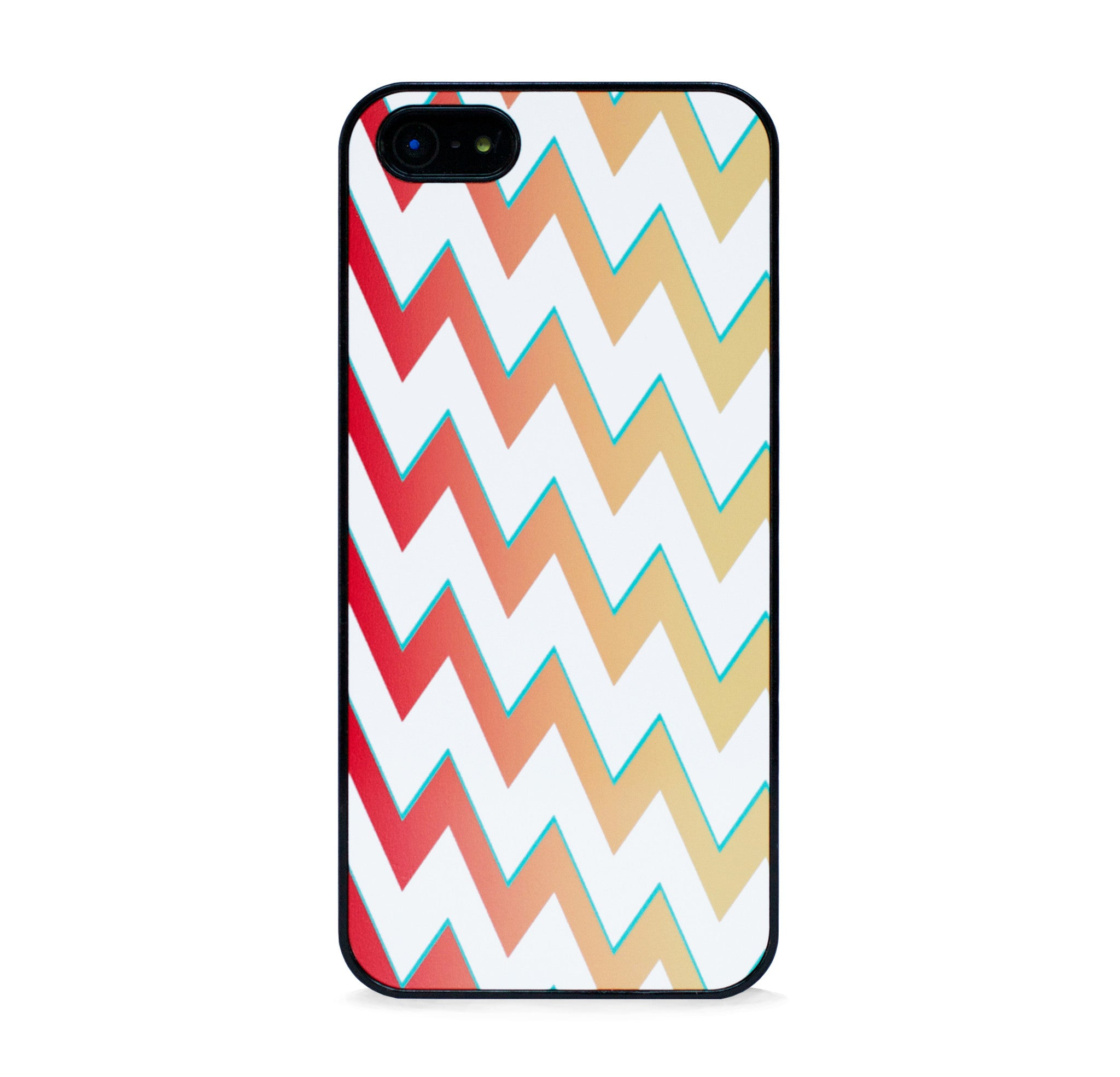DISCO CHEVRON RED FOR IPHONE 5/5S