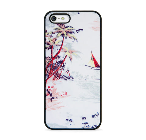 ARTISTIC FLORAL ORIENTAL PATTERN FOR IPHONE 5/5S, IPHONE SE