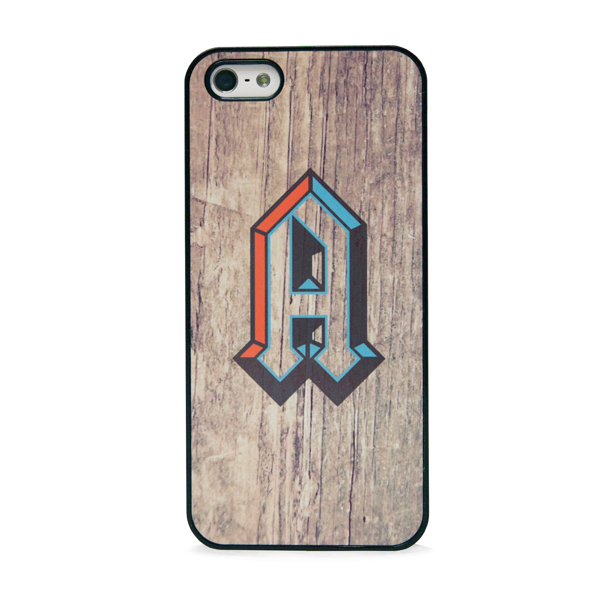 INITIAL A FOR IPHONE 5/5S