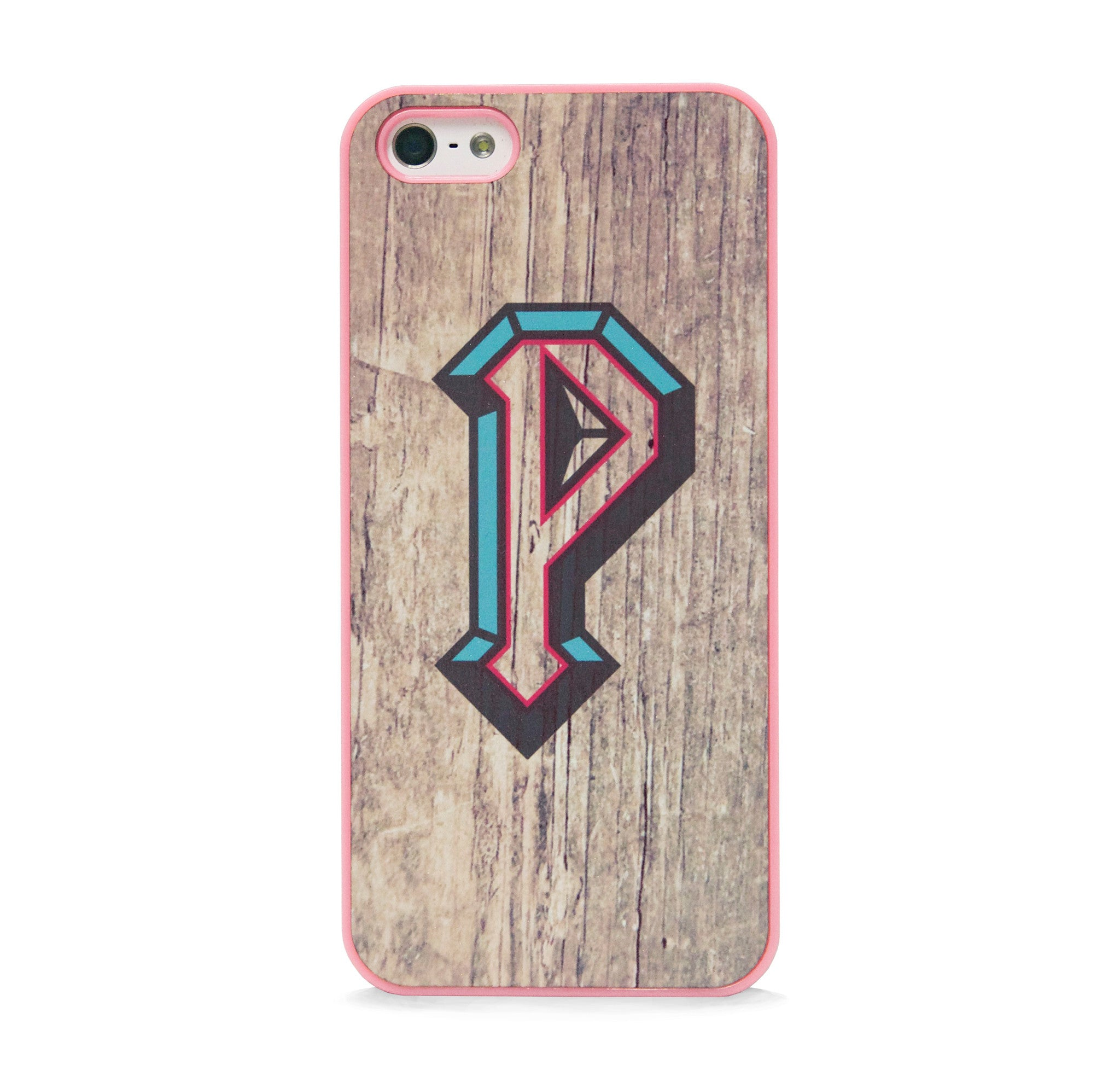 INITIAL P FOR IPHONE 5/5S, IPHONE SE