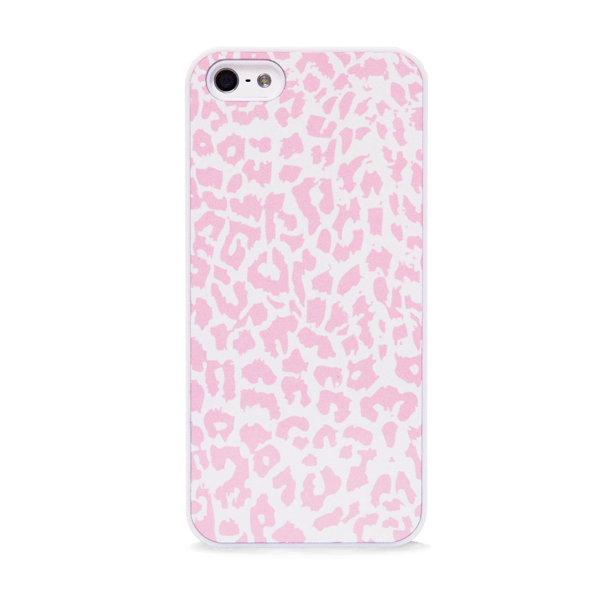 LEOPARD PINK FOR IPHONE 5/5S