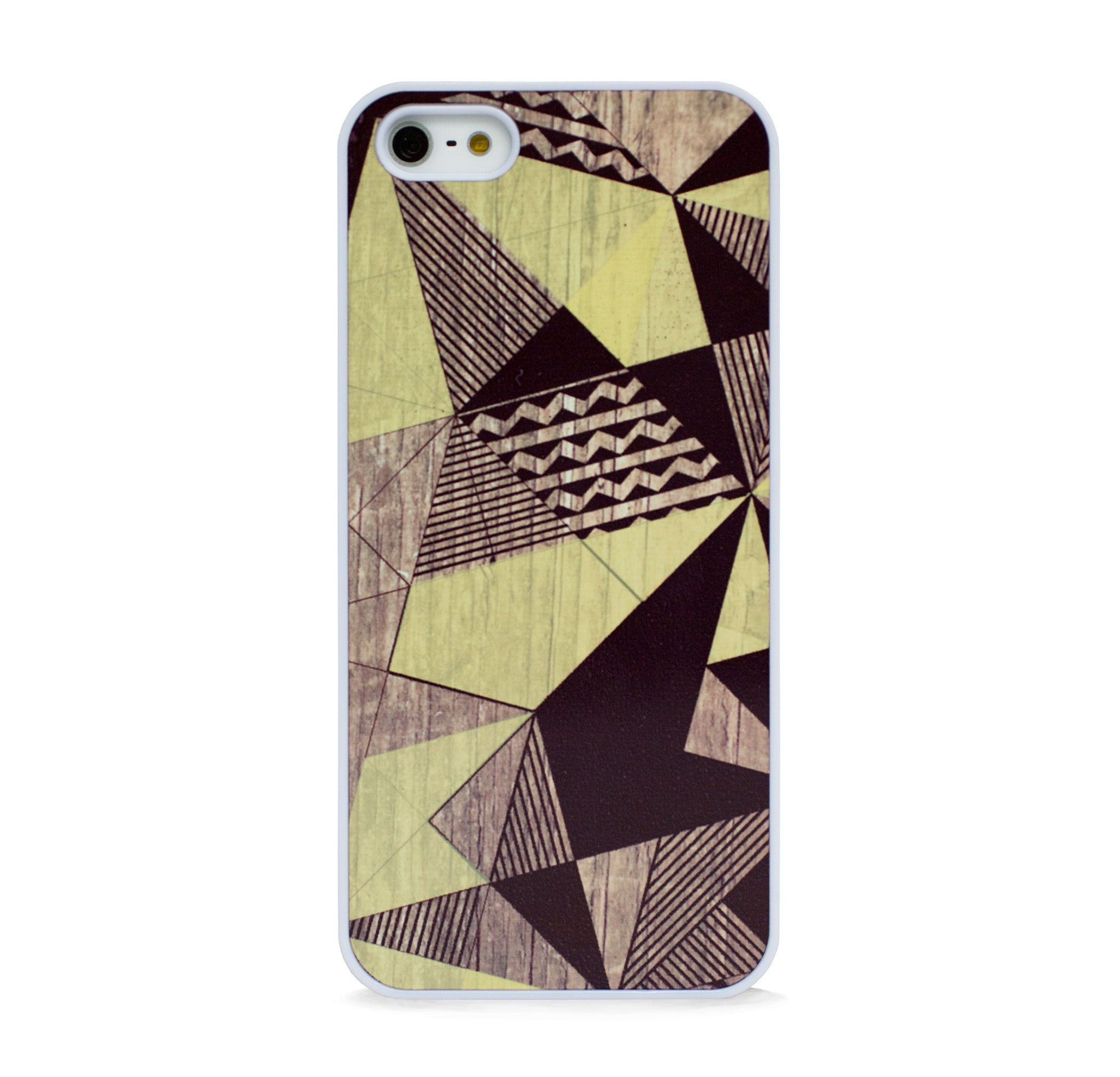 AZTEC MULTI LEMON IPHONE 5/5S CASE