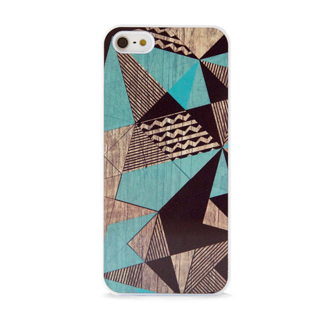 AZTEC MULTI MINT IPHONE 5/5S CASE
